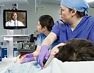 Modern Patient Care Systems Can Incorporate Live Online Conferences