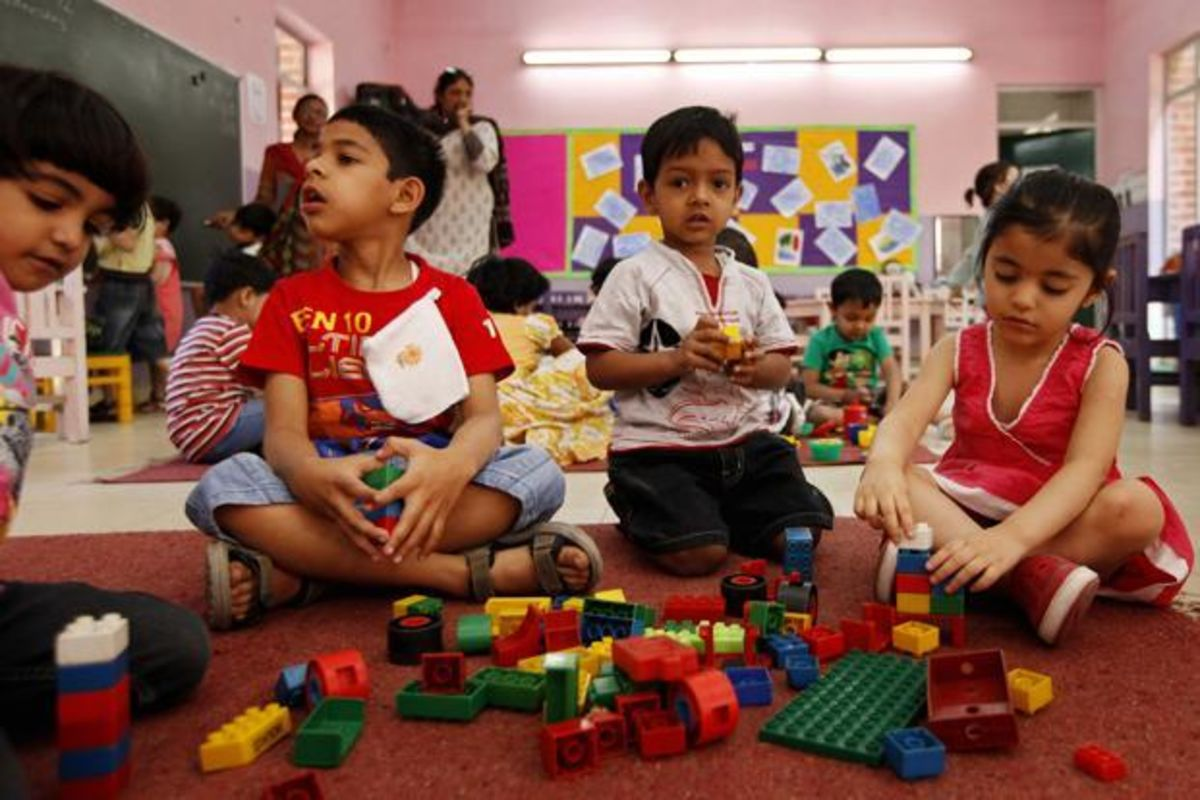 Headline for Best Preschools in Delhi, India