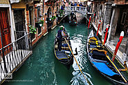 1 Day Trip to Venice - the Famous Gondola ride is a must in Venice