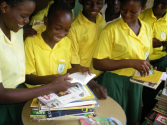 "Books for Ghana: LibraryThing teams up with Books Matter! "" The LibraryThing Blog"
