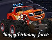 Blaze and the Monster Machines Birthday Party Supplies and Theme Ideas