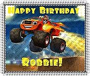 Birthday party ideas for kids: Blaze and the Monster Machines Birthday Party Supplies and Ideas For a Themed Party