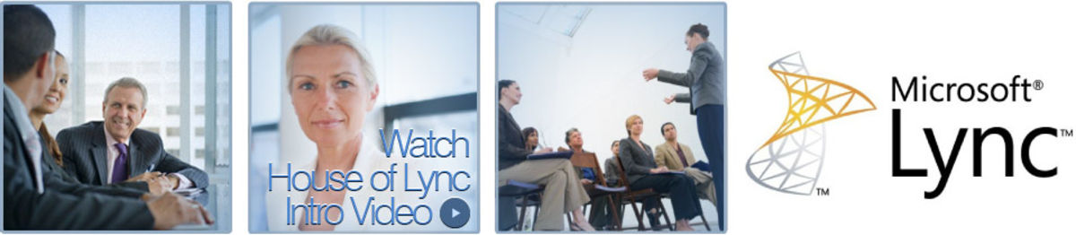 Headline for Lync client download