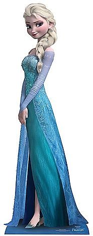 Disney Frozen Elsa Cutout