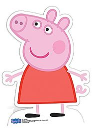 PEPPA PIG CUT OUT
