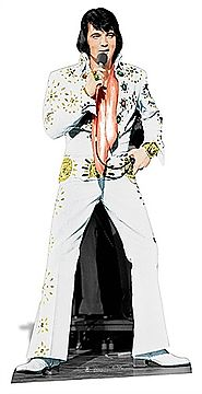 ELVIS VEGAS CUT OUT