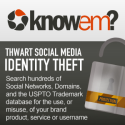 KnowEm Username Check for Social Networks, Domains and Trademarks