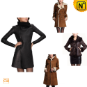 Women Sheepskin Coat uk CW138780 - cwmalls.com