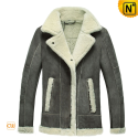 Women Sheepskin Jacket Winter Coat CW614028