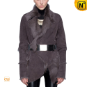 Designer Women Sheepskin Coat CW614084