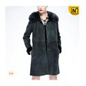 Women Shearling Sheepskin Coat CW644392