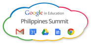 Google Apps for Education Philippines Summit November 9-10, 2013