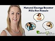 Natural Energy Booster Pills For Female