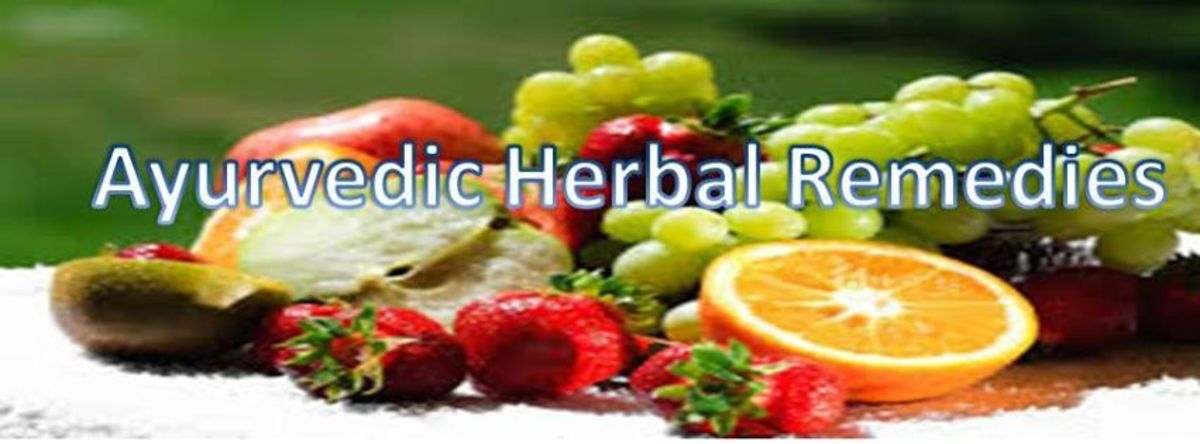 Headline for Herbal Natural Remedies