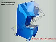 Hydraulic C&h Types Press Brake & shearing Machines And Manufacturers in Ahmedabad - About - Google+