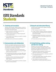 ITSE Standards for Students
