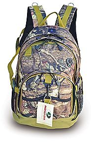 Explorer Backpack, Mossy Oak, 17-Inch