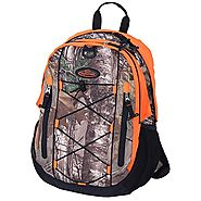REALTREE Laptop Backpack, 17-Inch, Realtree Xtra/Orange