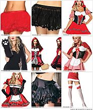Sexy Red Riding Hood Costumes