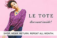 LE TOTE - Your Unlimited Closet