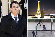 [1/9/15] French prime minister declares 'war' on radical Islam