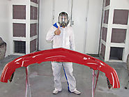Best Automotive Body Shop and Paint Service in Reseda