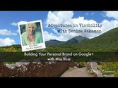 Building Your Personal Brand on Google+ | Adventure in Visibility