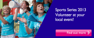 Volunteer for charity - Cancer Research UK