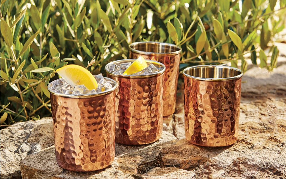Headline for 5 Significant Benefits of Drinking Water in a Copper Vessel