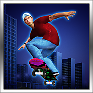 Skate 3D Traffic Rush Adventure