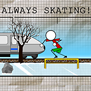 Always Skating!
