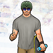 Skateboard Skater Maker - Create Your Own Skateboarding Skate Hero - Free Game