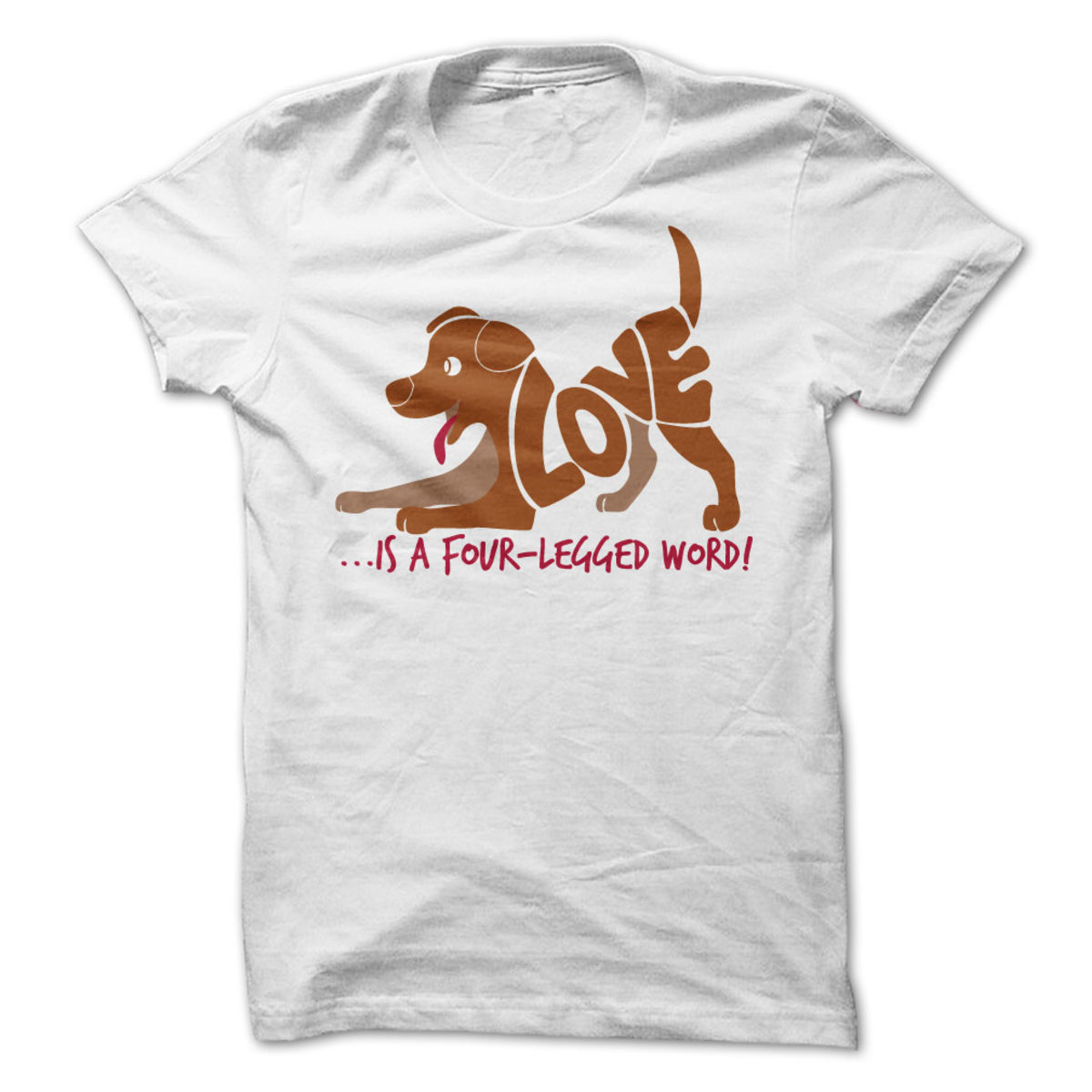 Headline for Custom t Shirts for Dogs CRAzy t-shirts with dogs on them dog tees Funny t Shirts For Dog Lovers