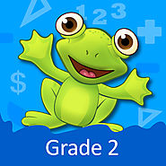2nd Grade Splash Math Games. Kids learning numbers, counting money, addition & subtraction for free