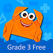 Third Grade Splash Math Games. Kids education learning apps for multiplication facts & free times tables