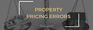 Property Pricing Errors