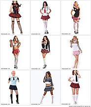 Best Rated School Girl Costumes for Halloween