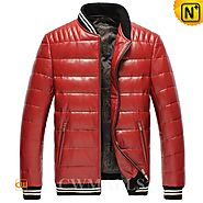 Detroit Mens Down Quilted Jackets CW846066