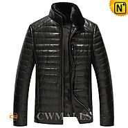Frankfurter Quilted Jacket with Fur Collar CW846025