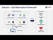 Mobile Cab Reservation Solution for Taxi Service Providers