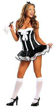 Sexy Costumes Maids Costumes