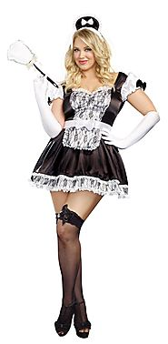 Best Rated Sexy French Maid Costumes