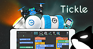 Tickle: Program Arduino, Drones, Robots, and Smart Homes from iPad