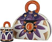 David's Cookies Tortoise Purse Cookie Treat Size Jar