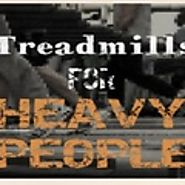 Heavy Duty High Weight Capacity Treadmills