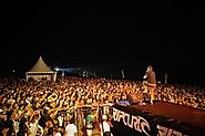 Party at Kuta Beach