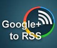Generate a Google-Plus - RSS-Feed. Create your Google+ RSS-Feed