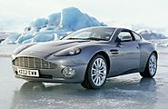 Die Another Day - 2002 Aston Martin Vanquish