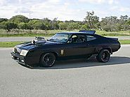 Mad Max - 1973 Ford Falcon XB GT