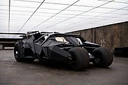 Batman Begins - The Tumbler